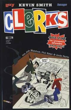 Copertina CLERKS 1.1 n. - CLERKS, LEXY