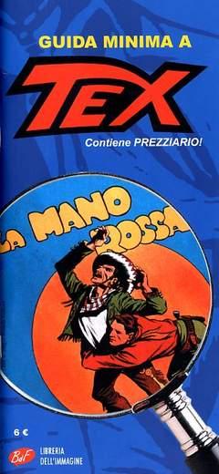 Copertina TEX GUIDA MINIMA n. - GUIDA MINIMA A TEX, LIBRERIA DELL'IMMAGINE