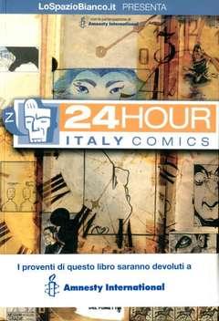 Copertina 24 HOUR ITALY COMICS n. - 24 HOUR ITALY COMICS, LIBRI SCUOLA DEL FUMETTO