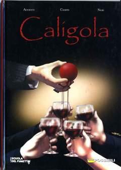 Copertina CALIGOLA n. - CALIGOLA, LIBRI SCUOLA DEL FUMETTO