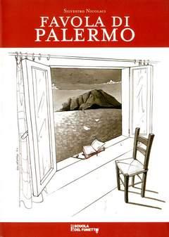 Copertina FAVOLA DI PALERMO n. - FAVOLA DI PALERMO, LIBRI SCUOLA DEL FUMETTO