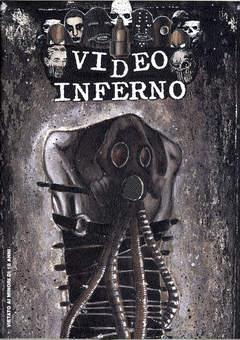 Copertina VIDEO INFERNO n. - VIDEO INFERNO, LIBRI SCUOLA DEL FUMETTO