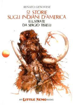 Copertina 51 STORIE SUGLI INDIANI... n. - 51 STORIE SUGLI INDIANI D'AMERICA, LITTLE NEMO
