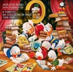 Copertina ASTA FUMETTI LIBRI TAVOLE n.18 - IL FUMETTO DA COLLEZIONE IN ITALIA 1908-2000, LITTLE NEMO