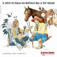 Copertina ASTA FUMETTI LIBRI TAVOLE n.19 - 2013 ASTA 24 - IL WEST IN ITALIA, LITTLE NEMO