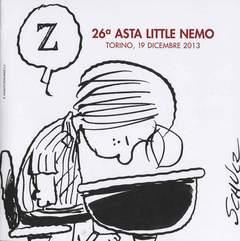Copertina ASTA FUMETTI LIBRI TAVOLE n.20 - 26 ARTI DEL XX SECOLO: LIBERTY, ART DECO, STORIA.., LITTLE NEMO