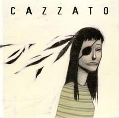 Copertina CAZZATO - LEGGEREZZA DEVASTANTE n. - CAZZATO UNA LEGGENDA DEVASTANTE,CATALOGO MOSTRA, LITTLE NEMO