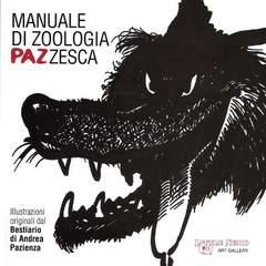 Copertina PAZIENZA MANUALE DI ZOOLOGIA n. - MANUALE DI ZOOLOGIA PAZZESCA, LITTLE NEMO