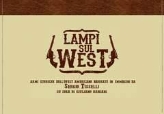 Copertina PORTFOLIO LAMPI SUL WEST n. - ARMI STORICHE DEL WEST AMERICANO, LITTLE NEMO