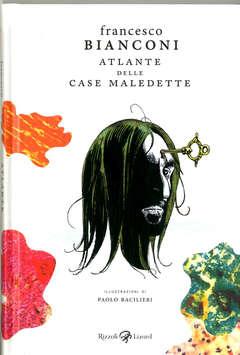 Copertina ATLANTE DELLE MIE CASE... n. - ATLANTE DELLE MIE CASE MALEDETTE, LIZARD RIZZOLI