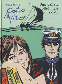 LIZARD RIZZOLI - CORTO MALTESE LE MITICHE 29
