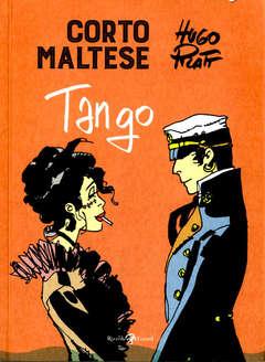 Copertina CORTO MALTESE Nuova Edizione n.10 - TANGO, LIZARD RIZZOLI