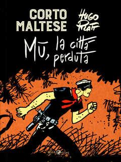 Copertina CORTO MALTESE Nuova Edizione n.12 - MU, LIZARD RIZZOLI