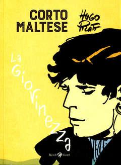 Copertina CORTO MALTESE Nuova Edizione n.9 - LA GIOVINEZZA, LIZARD RIZZOLI
