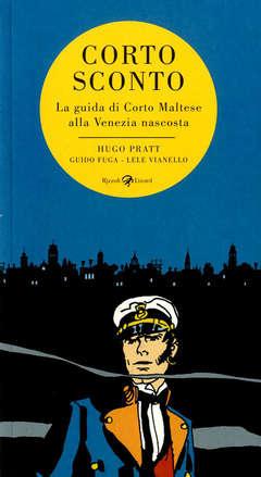 Copertina CORTO SCONTO (a colori) n. - GUIDA ALLA VENEZIA NASCOSTA, LIZARD RIZZOLI