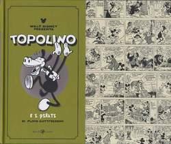Copertina FLOYD GOTTFREDSON collezione n.2 - TOPOLINO E I PIRATI, LIZARD RIZZOLI