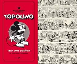Copertina FLOYD GOTTFREDSON collezione n.1 - TOPOLINO NELLA VALLE INFERNALE - (1930-32), LIZARD RIZZOLI