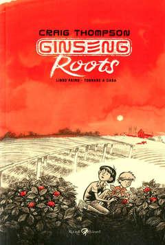 Copertina GINSENG ROOTS n.1 - GINSENG ROOTS, LIZARD RIZZOLI