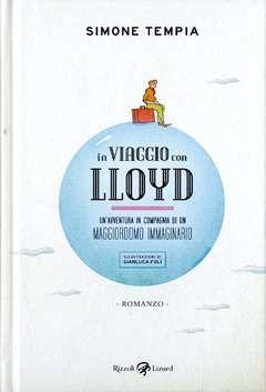 Copertina IN VIAGGIO CON LLOYD n. - IN VIAGGIO CON LLOYD, LIZARD RIZZOLI