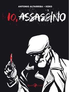 Copertina IO ASSASSINO n.0 - IO, ASSASSINO, LIZARD RIZZOLI