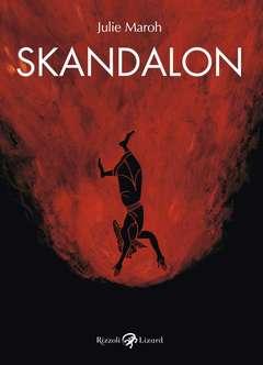 Copertina SKANDALON n. - SKANDALON, LIZARD RIZZOLI