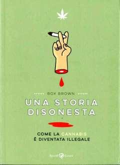 Copertina STORIA DISONESTA n. - UNA STORIA DISONESTA, LIZARD RIZZOLI