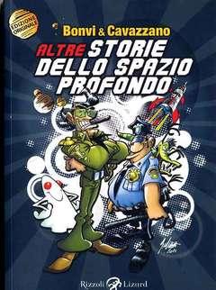 LIZARD RIZZOLI - STORIE DELLO SPAZIO PROFONDO