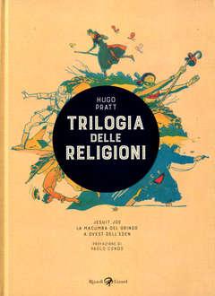 Copertina TRILOGIA DELLE RELIGIONI n. - TRILOGIA DELLE RELIGIONI, LIZARD RIZZOLI
