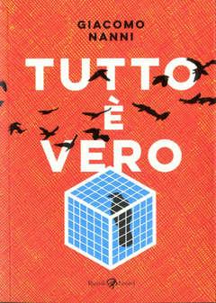 Copertina TUTTO E' VERO n. - TUTTO E' VERO, LIZARD RIZZOLI