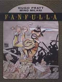 Copertina FANFULLA n.0 - FANFULLA, LIZARD