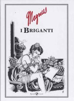 Copertina MAGNUS I BRIGANTI n.0 - I BRIGANTI, LIZARD