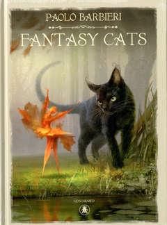 Copertina FANTASY CATS n. - FANTASY CATS, LO SCARABEO