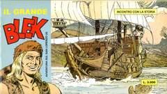 Copertina GRANDE BLEK n.4 - INCONTRO CON LA STORIA, LO SCARABEO