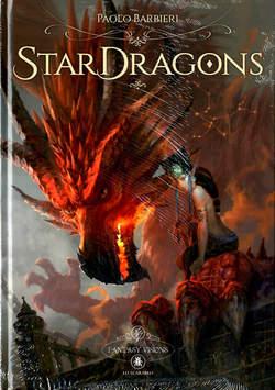Copertina STARDRAGONS n. - STARDRAGONS, LO SCARABEO