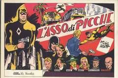 Copertina ASSO DI PICCHE n.1 - ASSO DI PICCHE               1, LO VECCHIO FERDINANDO