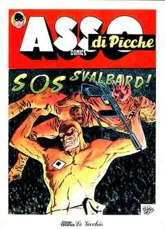 Copertina ASSO DI PICCHE n.3 - ASSO DI PICCHE               3, LO VECCHIO FERDINANDO