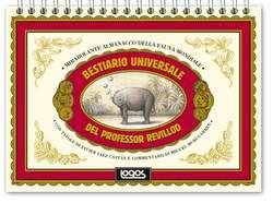 Copertina BESTIARIO UNIVERSALE DEL PROFESSOR REVILLOD n. - BESTIARIO UNIVERSALE DEL PROFESSOR REVILLOD, LOGOS
