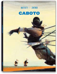 Copertina #ILLUSTRATI n. - CABOTO, LOGOS