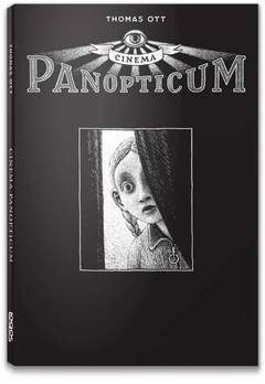 Copertina #ILLUSTRATI n. - CINEMA PANOPTICUM, LOGOS