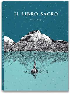 Copertina #ILLUSTRATI n. - IL LIBRO SACRO, LOGOS