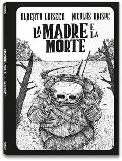 Copertina #ILLUSTRATI n. - LA MADRE E LA MORTE / LA PERDITA, LOGOS