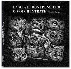 Copertina #ILLUSTRATI n. - LASCIATE OGNI PENSIERO O VOI CH'INTRATE, LOGOS