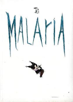 Copertina #ILLUSTRATI n. - MALARIA, LOGOS