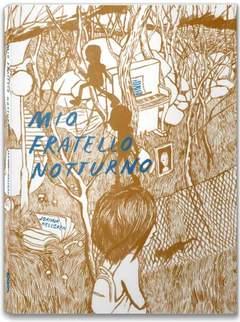 Copertina #ILLUSTRATI n. - MIO FRATELLO NOTTURNO, LOGOS