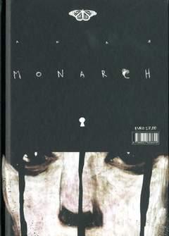 Copertina #ILLUSTRATI n. - MONARCH, LOGOS
