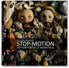 Copertina #ILLUSTRATI n. - STOP MOTION. LA FABBRICA DELLE MERAVIGLIE, LOGOS