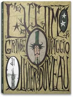 Copertina #ILLUSTRATI n. - L'ULTIMO GRANDE VIAGGIO DI OLIVIER DUVEAU, LOGOS