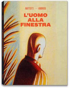 Copertina #ILLUSTRATI n. - L'UOMO ALLA FINESTRA, LOGOS