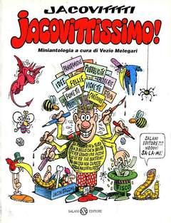 Copertina JACOVITTISSIMO! n. - JACOVITTISSIMO!, MAGAZZINI SALANI
