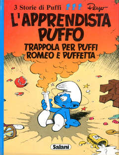 Copertina PUFFI n.4 - *ROMEO E PUFFETTA, MAGAZZINI SALANI